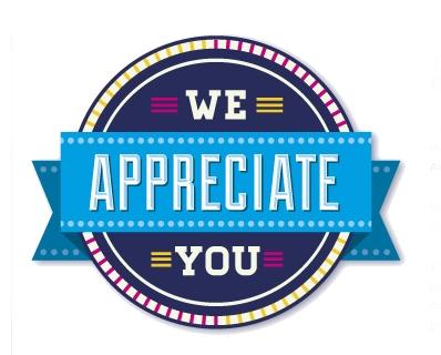 A WORD OF APPRECIATION - SCNC